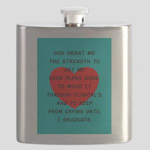 God Grant Me 4 Flask