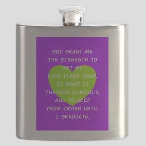 God Grant Me 3 Flask