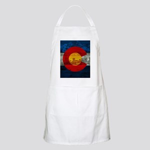 Colorado Flag Apron