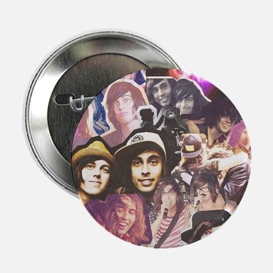 """Kellic Collage 2.25"""" Button"""