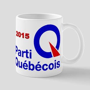 Parti Quebecois 2015 Mug