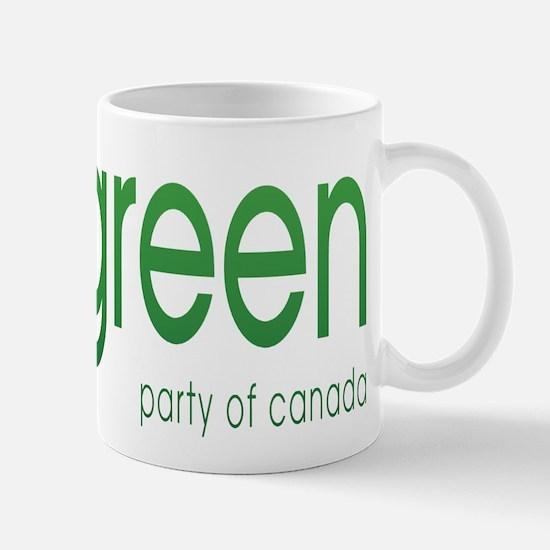 Green Party 2015 Mug