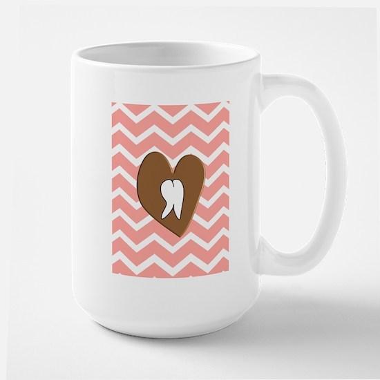 dental chevron 2 Mugs