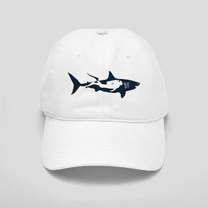 shark scuba diver hai tauchen taucher diving Cap