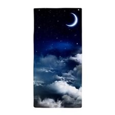 Silent Night Beach Towel