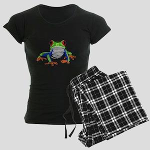 Frog Women's Dark Pajamas