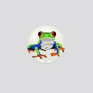 Frog Mini Button