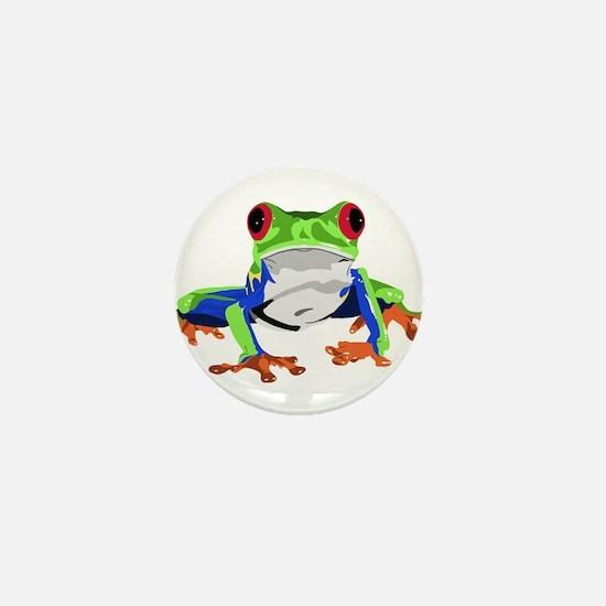 Frog Mini Button