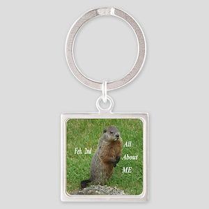 Groundhog Day Keychains