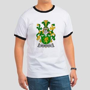 McManus Family Crest T-Shirt