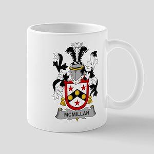 McMillan Family Crest Mugs