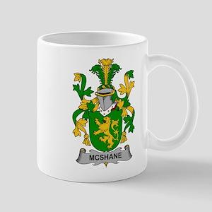 McShane Family Crest Mugs