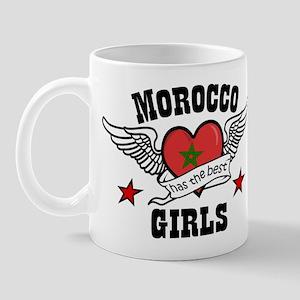 Morocco best girls Mug