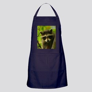 raccoon Apron (dark)