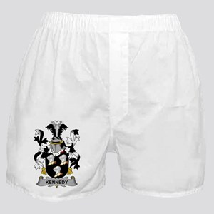 Kennedy Family Crest Boxer Shorts