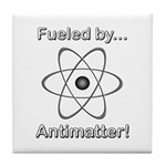Fueled by Antimatter Tile Coaster