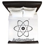Fueled by Antimatter King Duvet