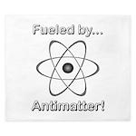 Fueled by Antimatter King Duvet