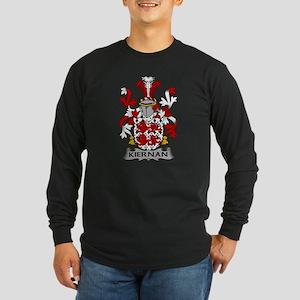 Kiernan Family Crest Long Sleeve T-Shirt