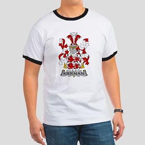Kiernan Family Crest T-Shirt