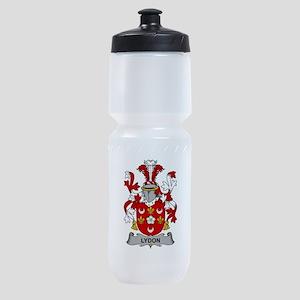 Lydon Family Crest Sports Bottle