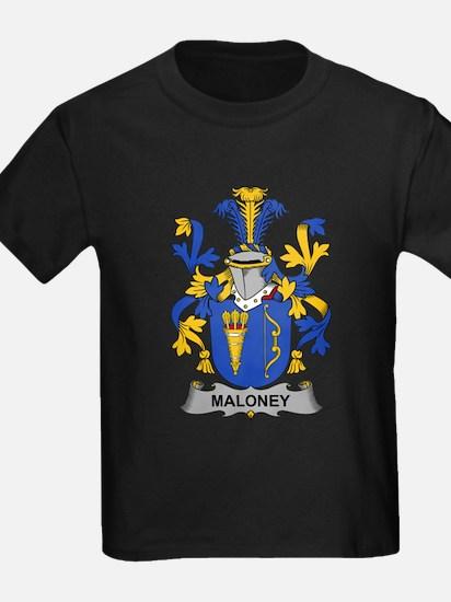 Maloney Family Crest T-Shirt