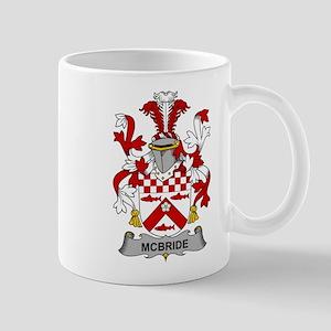McBride Family Crest Mugs