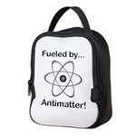 Fueled by Antimatter Neoprene Lunch Bag