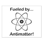 Fueled by Antimatter Small Poster