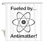 Fueled by Antimatter Shower Curtain