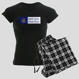 Michigan Motto #3 Pajamas