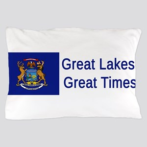 Michigan Motto #3 Pillow Case