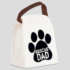 Rescue Dad Canvas Lunch Bag