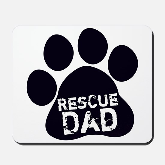 Rescue Dad Mousepad