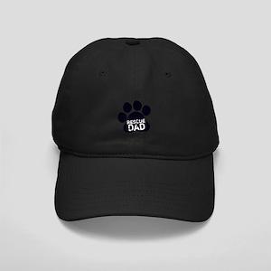 Rescue Dad Black Cap