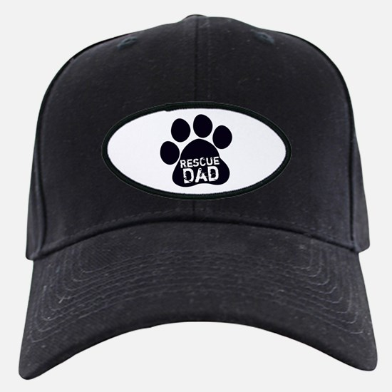 Rescue Dad Baseball Hat
