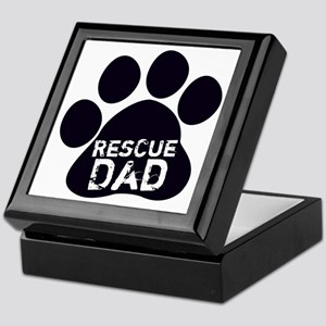 Rescue Dad Keepsake Box