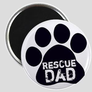 Rescue Dad Fridge Magnet