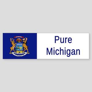 Michigan Motto #2 Bumper Sticker
