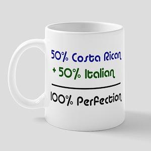 Italian & Costa Rican Mug