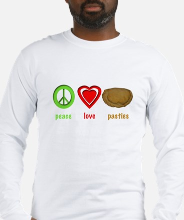 peacelovePasties Long Sleeve T-Shirt