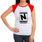 Video Game Is Rated N Women's Cap Sleeve T-Shirt
