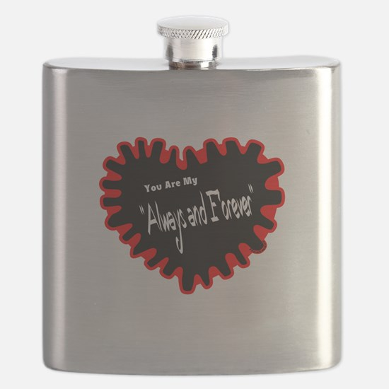 Always And Forever-Heatwave Flask