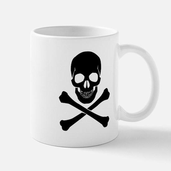 Skull And Crossbones Mugs