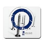 John Koch Construction Mousepad