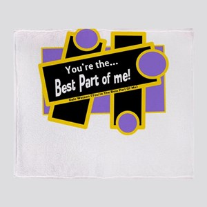 Youre The Best-Dale Watson Throw Blanket