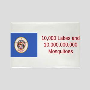 Minnesota Humor #1 Magnets