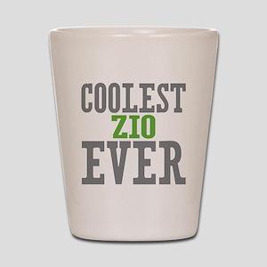 Coolest Zio Ever Shot Glass