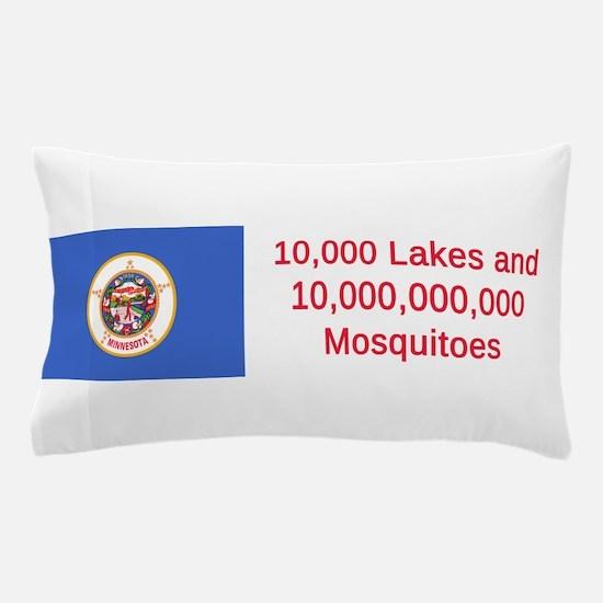 Minnesota Humor #1 Pillow Case