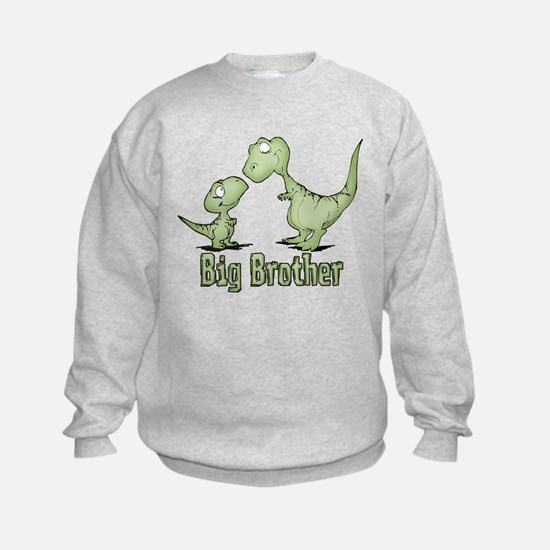 Dinosaurs Big Brother Sweatshirt